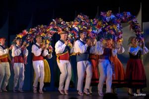 Gyöngy Nemzetközi Folklórfesztivál 2016